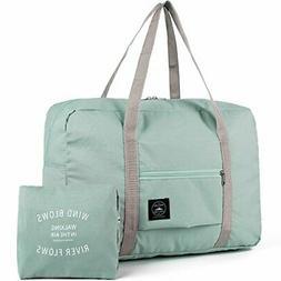 Packable Carry on Duffel Bag Travel Tote Weekender Sport Gym