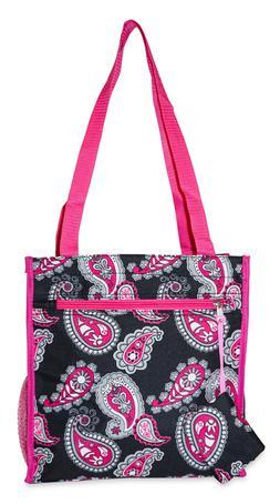 Paisley Womens Small Tote Bag Handbag Purse for Travel Work