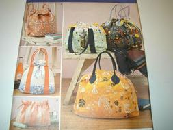 Simplicity Pattern  8037 Backpack, Tote / Purse / Bag  Cosme