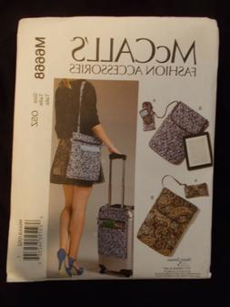 Pattern Bags Tote IPad Case Phone Travel Suitcase Purse Gym