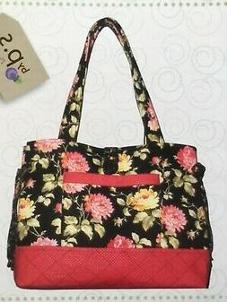 PATTERN Quilt Tote Fabric Handbag Purse Tote Bag UNCUT OOP Q
