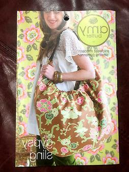 AMY BUTLER PATTERN ~ THE GYPSY SLING ~ AB054GS ~ TOTE / BAG