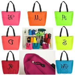 Personalized Tote Bag Monogram Bridesmaid Gift Bridal Weddin