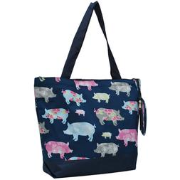 Pig In the Summer NGIL® Canvas Tote Bag
