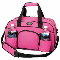 Pink Bag Sports Duffle Tote Bag, Workout Gym Bag, Yoga Bag f