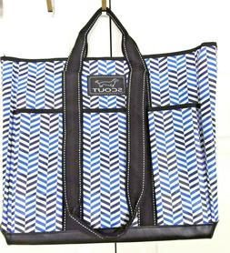 Scout Pocket Rocket Tote Bag Light Blue/Dark Blue/White Chev