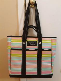 SCOUT Pocket Rocket Tote Bag Multicolor