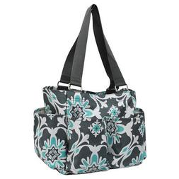 Quatre Vine NGIL® Small Zippered Caddy Organizer Tote Bag