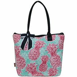 Ngil Quilted Cotton Medium Tote Bag 2018 Spring Collection (