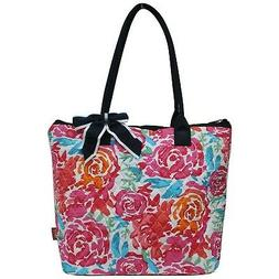 Ngil Quilted Cotton Medium Tote Bag 2018 Spring Collection A