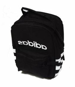 Adidas Santiago Black White Insulated Lunch Box School Tote