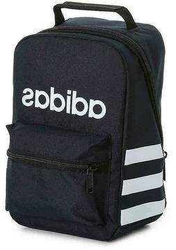 Adidas Santiago Insulated Lunch Box Bag School Tote With Con