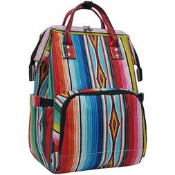 Serape Aztec NGIL Diaper Bag Backpack Free Ship! NEW
