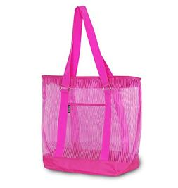 Shopping Tote, Hot Pink