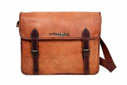 Shoulder bag Laptop bag womenVintage leather laptop tote cus