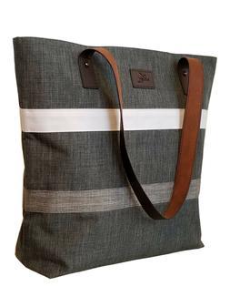Aleah Wear Shoulder Tote Bag For Women | For Work School Tra