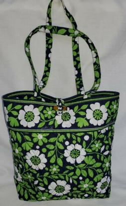 Vera Bradley Small Lucky You Tote Bag, New Without Tags, Fre