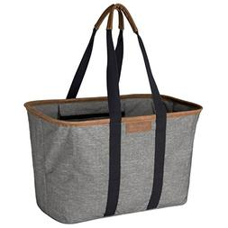 CleverMade 30L SnapBasket LUXE - Reusable Collapsible Durabl