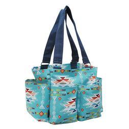 Southern Aztec & Serape NGIL® Small Zippered Caddy Organize