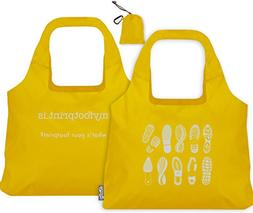 Special Edition Footprint ChicoBag - Earth-Friendly, Reusabl