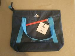 Adidas Squad III Tote Women's Bag Gray Blue Pink