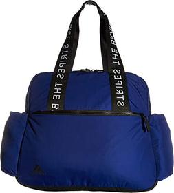 adidas Sport to Street Premium Tote Bag, Jersey Knit Grey/Bl