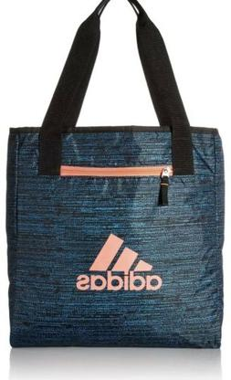 adidas Studio II Tote Bag Blue One Size New Reversible
