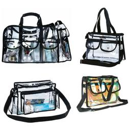 Summer Plastic PVC Transparent Bag Clear Handbag Tote Should