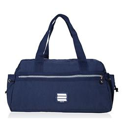 Suvelle Lightweight Small Duffle Weekend Handbag Luggage Gym
