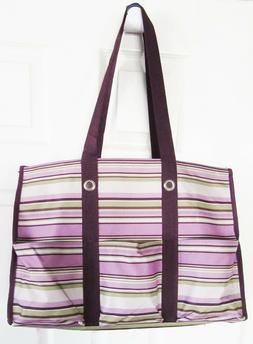 thirty one xxl organizing utility tote bag