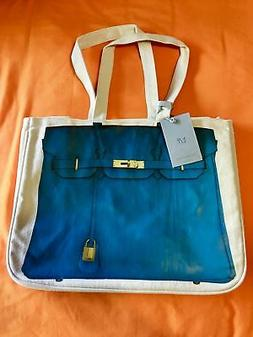Thursday Friday Together Handbag Canvas Tote Bag Reusable Gr