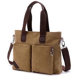 ToLFE Top Handle Satchel Handbags Shoulder Bag Messenger Tot