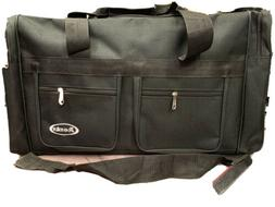 "TOTE BAG 20"" Duffel Sports Gym Carry On Shoulder Travel Lu"