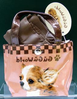 GuGuWorld Tote Bag in a Pouch - Corgi