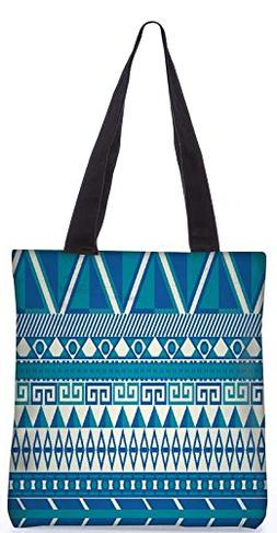 Snoogg Tote Bag 13.5 x 15 inches shopping utility tote bag m