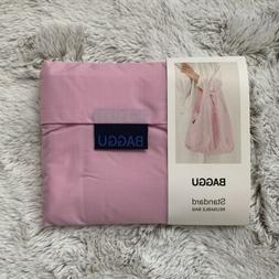 BAGGU Tote Bag Standard Reusable Bag in Pink - New w/ Tags!
