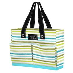 Scout Tote Bag w/Pockets Uptown Girl Lake Lively 16 x 12 x 5