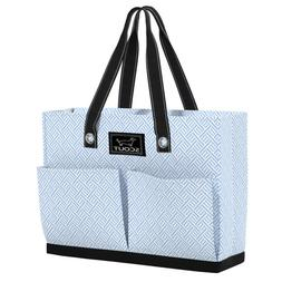 Scout Tote Bag w/Pockets Uptown Girl Unbeweavable 14781