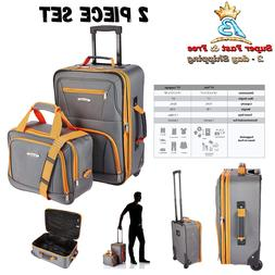 Tote Roller Bag Travel Carry On Luggage Organizer Suitcase 2