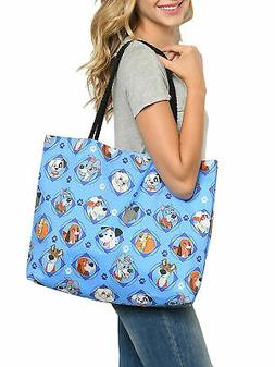 Officially Licensed Disney Dogs Travel Tote Bag Carry-On 101