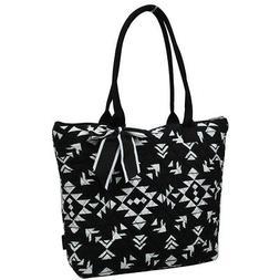 Tribal NGIL® Quilted Large Ribbon Tote Bag