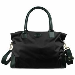 ECOSUSI Unisex Large Travel Weekender Bag Duffel Bag Gym Tot