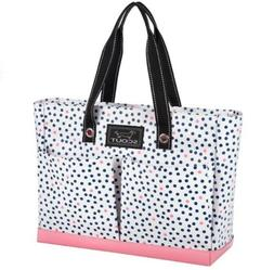 SCOUT UpTown Girl  Multi-Pocket Tote Bag, Exterior Pockets,
