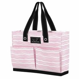 Scout Uptown Girl Pocket Tote Bag Wavy Love 11339