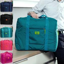 US Foldable Large duffel Bag Luggage Storage Waterproof Trav