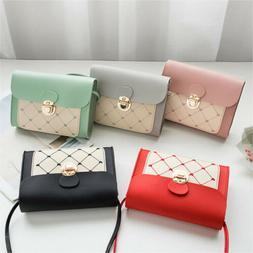 US Women Bags Purse Shoulder Handbag Tote Messenger Satchel