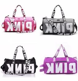 Victoria's PINK Sport Tote Bag Large VS Gym Duffel Bag FAST