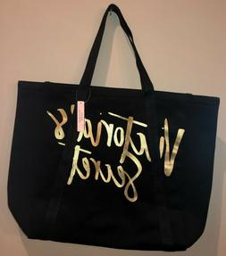 Victoria's Secret Cooler Tote Bag, Neoprene, 2 Separate Comp