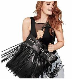 VICTORIA'S SECRET LIMITED EDITION FAUX LEATHER FLIRTY FRINGE