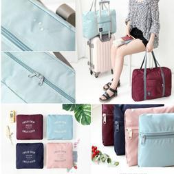 Waterproof Folding Travel Storage Bag Large Capacity Luggage